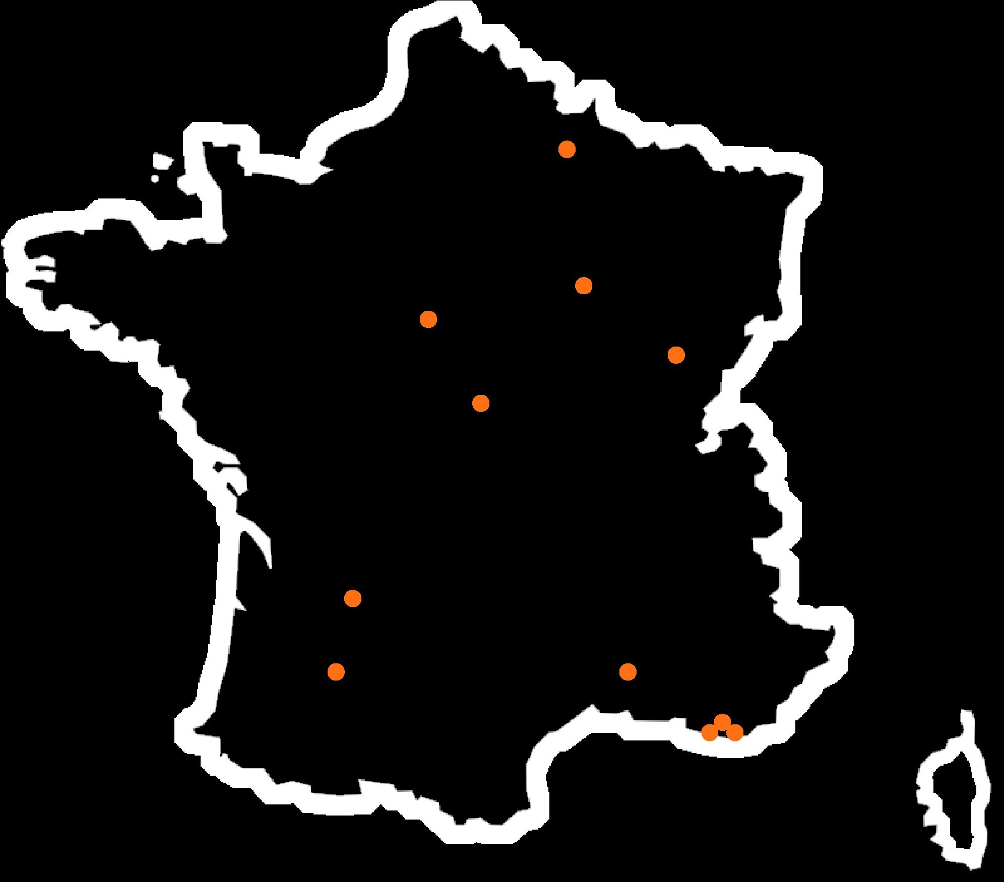 Ville sonorisé en France par Sonodeville